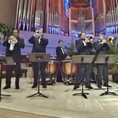 Brass and Organ Concert