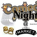 Comedy Night @ The Market with Steve Iott