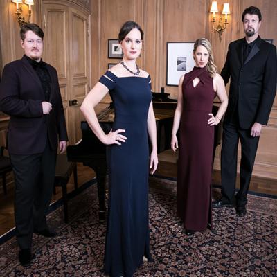 Fourth Coast Ensemble: Chicago's Vocal Chamber Quartet