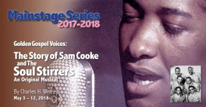 Auditions for Golden Gospel Voices: the Story of Sam Cooke and the Soul Stirrers