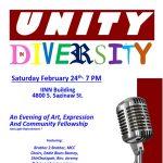 Unity in Diversity Concert