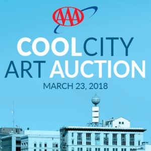 15th ANNUAL AAA COOL CITY ART AUCTION