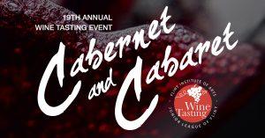 19th Annual Wine Tasting Event: Cabernet & Cabaret