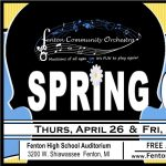 Fenton Community Orchestra Concert