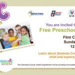 2018 Genesee County Free Preschool Enrollment Kick-Off