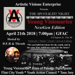 "The Spotlight: ""Young Visionaries"" NextGen Edition"