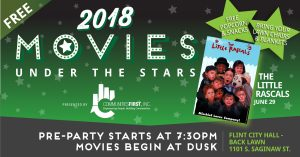 Movies Under the Stars - The Little Rascals