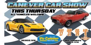 Canever Car Show