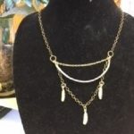 3-Tier Chain Necklace for Teens