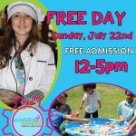 Free Day at the Flint Children's Museum