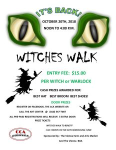 Witches Walk