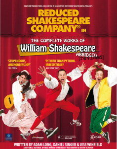 The Reduced Shakespeare Company's The Complete Wor...