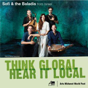 Sofi & The Baladis (Israel)