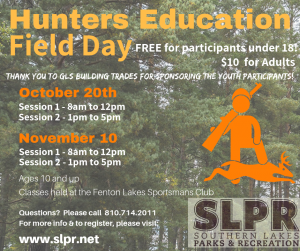 Hunter Education Field Day Course