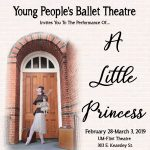 """Young People's Ballet Presents """"A Little Princess"""""""