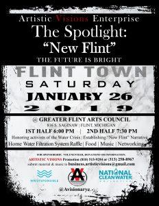 """The Spotlight: """"New Flint"""""""