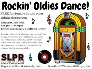 Rockin' Oldies Dance!