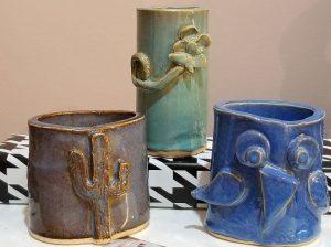 Succulent Planter Pottery Workshop!