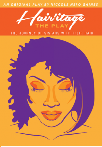 HAIR'itage: The Journey of Sistahs with their Hair...