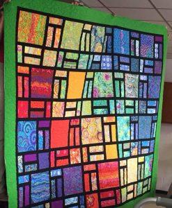 Quilt Show: A Garden of Quilts