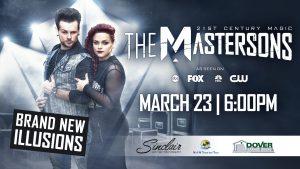 The Masterson's 21st Magic