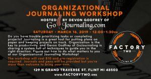 Organizational Journaling w/ GoJournaling.com