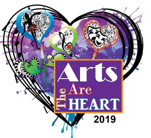 """Arts Are The Heart"" August"