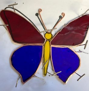 Stained Glass Make & Take