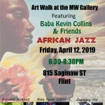 Art Walk Performance with Baba Kevin Collins & Friends