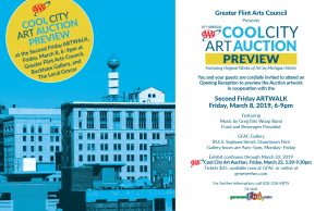 AAA COOL CITY ART AUCTION PREVIEW