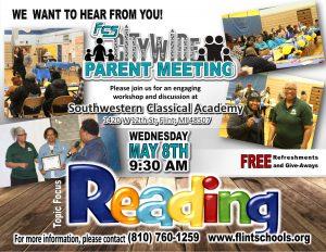 Title I City-Wide Parent Meeting