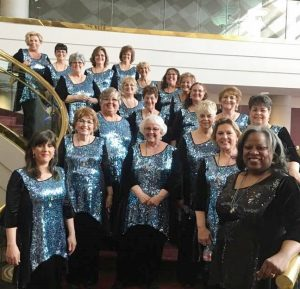 Song of the Lakes Sweet Adelines Chorus' 50th Anni...
