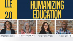LLE 2.0: Humanizing Education at MW Gallery