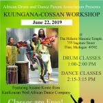Kuungana Cossan Workshop
