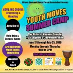 Youth Moves Summer Camp