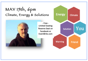 Peter Sinclair on Climate, Energy & Solutions