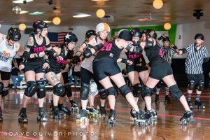 Flint Roller Derby: Game 2