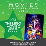 Movies Under the Stars - Lego Movie 2