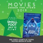 Movies Under the Stars - Smallfoot