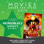 Movies Under the Stars - Incredibles 2