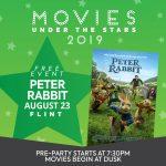 Movies Under the Stars - Peter Rabbit