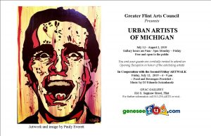URBAN ARTISTS OF MICHIGAN