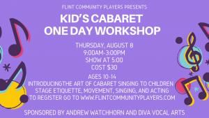 Kid's Cabaret Workshop