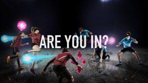Nebula Amusements Presents: Hado PvP augmented Reality Sports