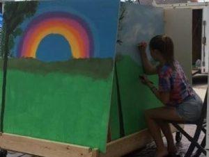 Children's Mural Painting