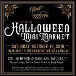 Flint Handmade 4th Annual Halloween Mini Market