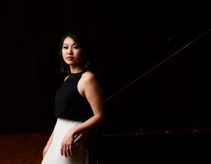 Susan Yang, pianist 2019 National Federation of Music Clubs Young Artist Winner