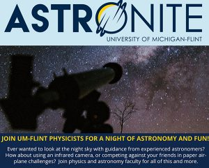 AstroNite: Physics, Astronomy, and Fun!