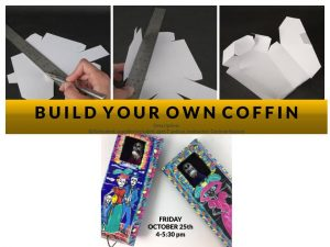 BUILD YOUR OWN COFFIN