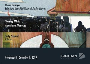 November 2019 Exhibitions